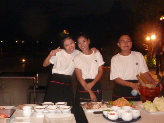 The Houben Hotel: Grazie della gentilezza e dei sorrisi......