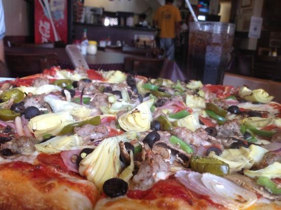 Mark Twain's Pizza Landing: Life on the Mississippi