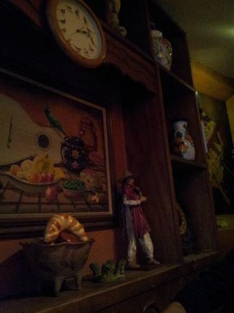 El Potrero Carnes : very nice decor