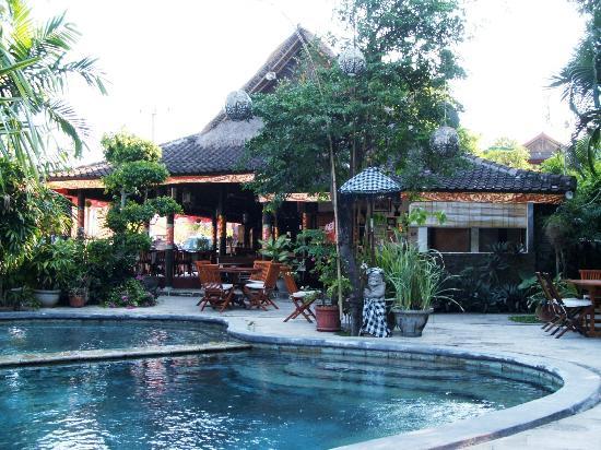 Hotel Puri Cendana: dining area