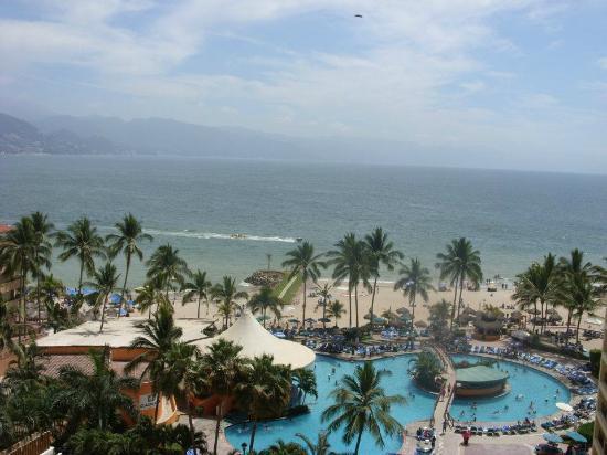 Sunscape Puerto Vallarta Resort & Spa: Vista desde la habitación
