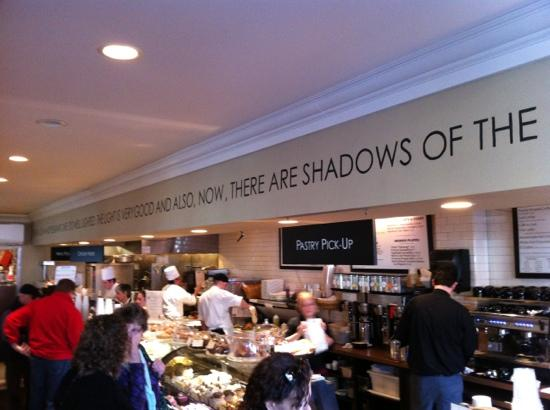 Popovers On The Square: inside