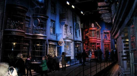 Harry Potter Studio Tour Review Tripadvisor