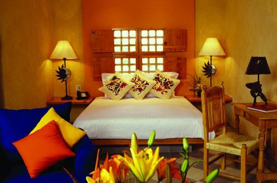 Casa Natalia: All rooms decorated with Mexican motifs
