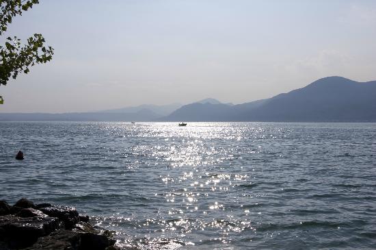 Hotel Fraderiana: Lake Garda