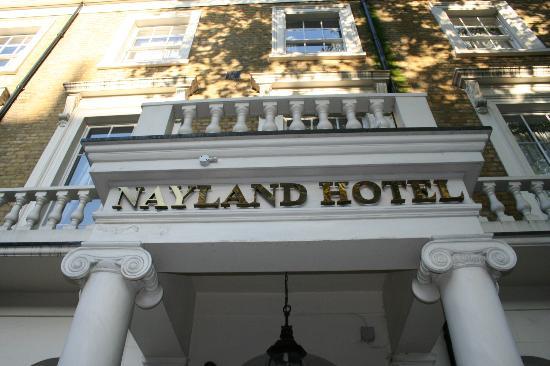 Nayland Hotel: Ingresso hotel