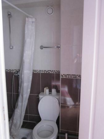 Hotel Baudin: Zimmer 3
