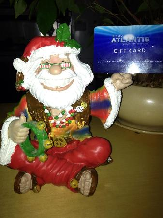 bistro ATLANTIS: Buy $100 Gift Card, Get $20 Extra thru 12/31/12