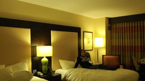 Hilton Baltimore: Room