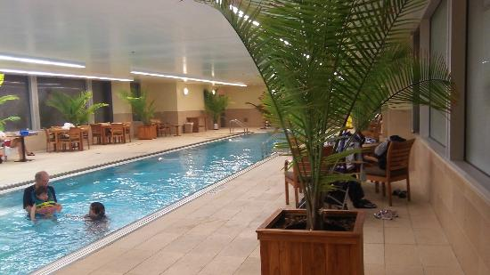 Hilton Baltimore: Pool/Lap Lane