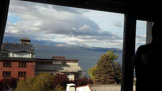 Quillen Hotel & Spa: El Nahuel Huapi desde la habitación