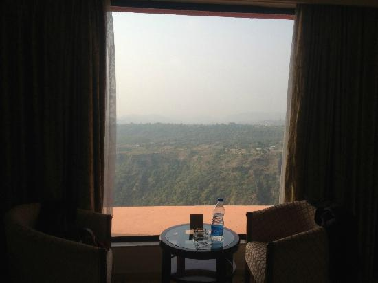 The White Hotels: valley view room