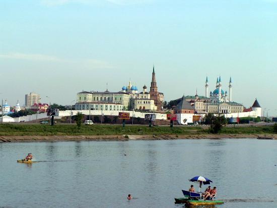 Kazan Kremlin: kremlin-day