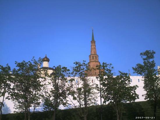 Kazans Kreml: Suyumbika tower