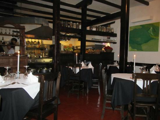 El Albergue Ollantaytambo: Restaurant