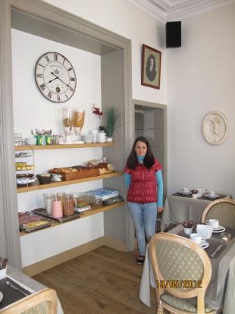 Botaniek  Hotel: завтрак