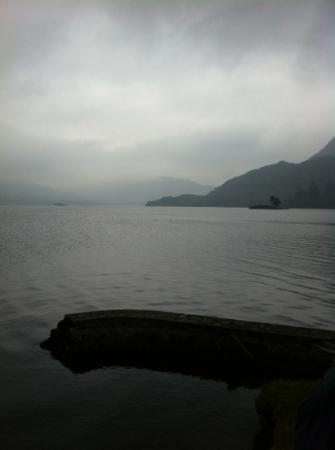 Inn on the Lake: lake