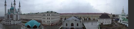Kazans Kreml: panorama