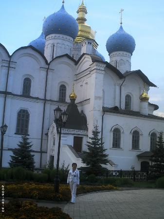 Kazans Kreml: Cathedral
