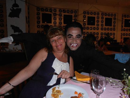 Club Palm Bay Hotel: hallowine in the bar
