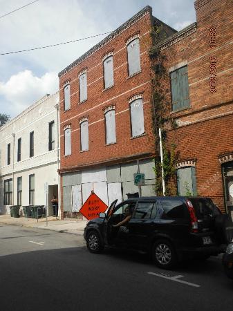 Underground Railroad Tour Savannah Ga