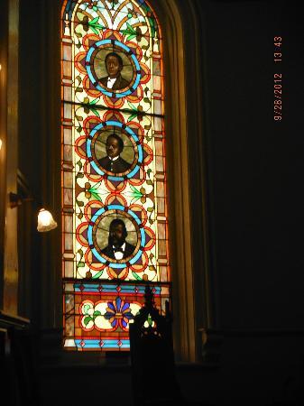 Underground Railroad Tour Savannah
