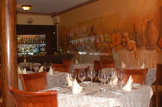 Hotel San Juan: Dining room & Bar
