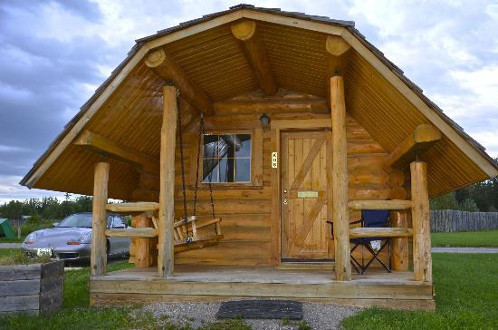 KOA Hinton/Jasper: Little House on the Prairie