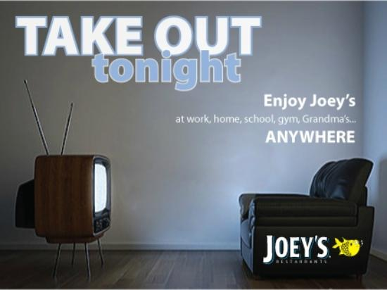 Joey's Seafood Restaurants - Simcoe: We've Set a Place for You at Joey's