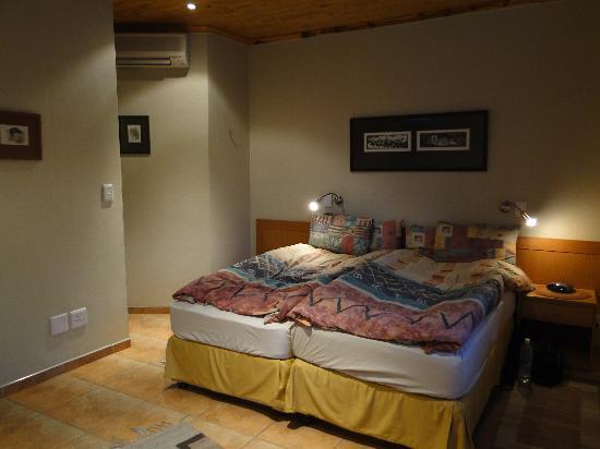 Hotel Pension Palmquell: Unser Zimmer