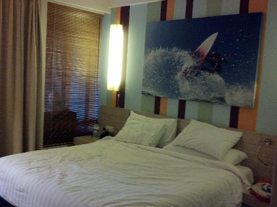 Bliss Surfer Hotel: super comfy