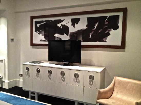 Hotel Pulitzer Buenos Aires: Room