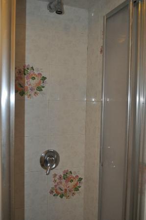 Villa San Lorenzo Maria Hotel: Shower