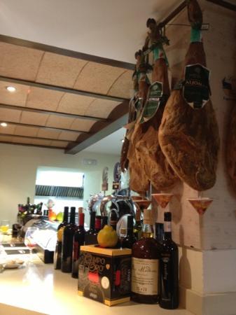 La Taberna: cocina tradicional con diseño moderno