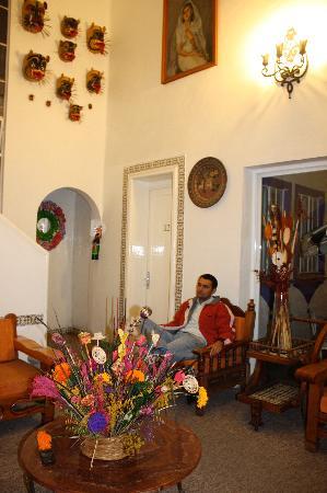 Hotel Casa Gonzalez: Descanso