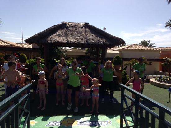 Green Garden Resort & Suites: welcome meeting