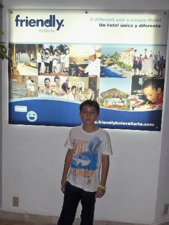 Friendly Vallarta All Inclusive Family Resort: Maravilloso Hotel.