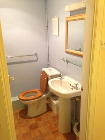 Amadeus Guest House: En-suite toilet for room 5