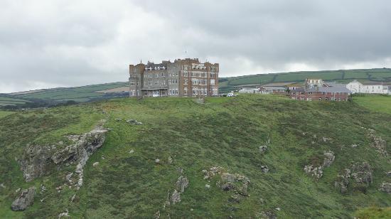 Camelot Castle Hotel: The Castle