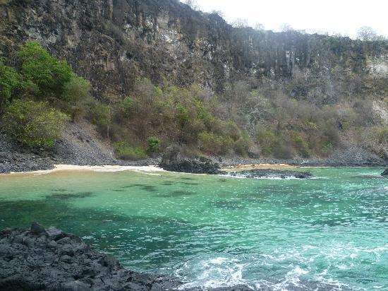 Baia dos Porcos: Incredible waters