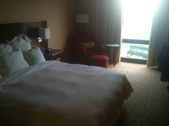Stamford Marriott Hotel & Spa: View of room 728
