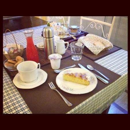 Repepo's Bed and Breakfast: breakfast