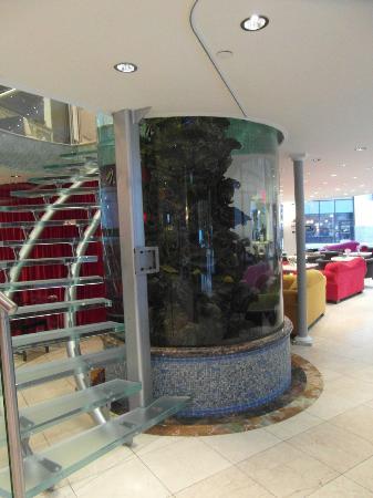 Flatiron Hotel: foyer