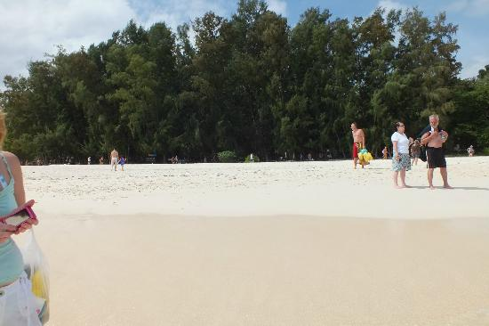 Aonang Villa Resort: Phi Phi again