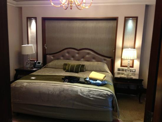 Raffles Makkah Palace: Bedroom
