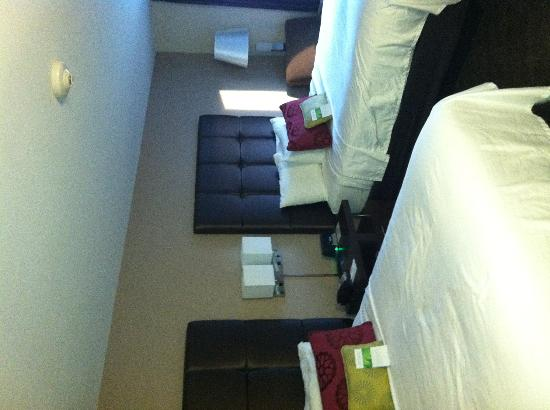 Hyatt House Philadelphia/King of Prussia: Hyatt House. Queen 2x room