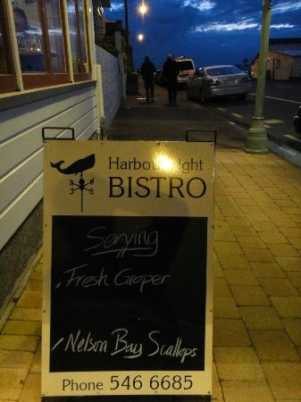 Harbour Light Bistro: Outside the Bistro