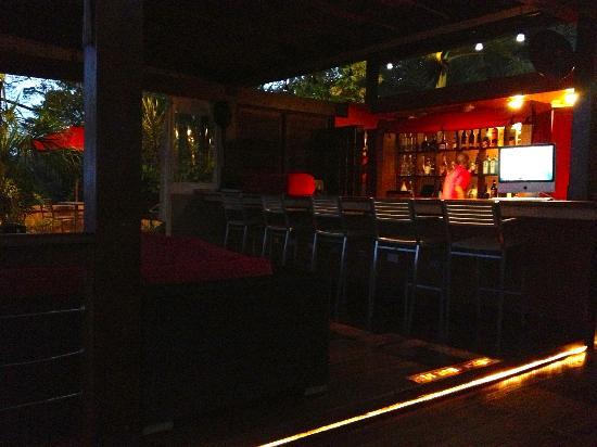 BUSHBAR : Le Bar