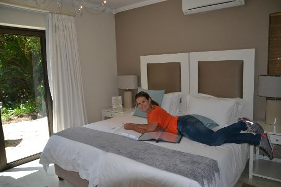 The Robberg Beach Lodge: Quarto