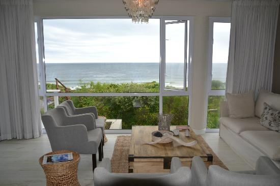 The Robberg Beach Lodge: Sala